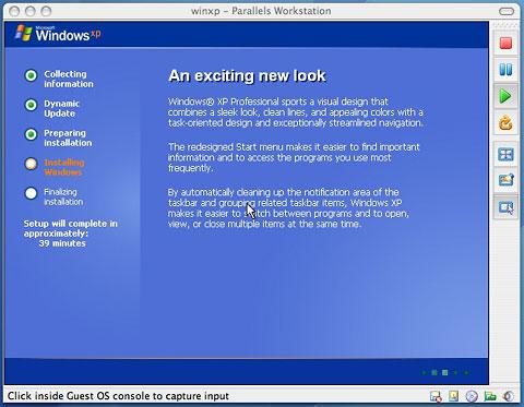 Parallels Workstation v2.2.2204 ������