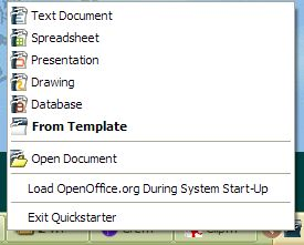 creating presentations using openoffice's impress, Presentation templates