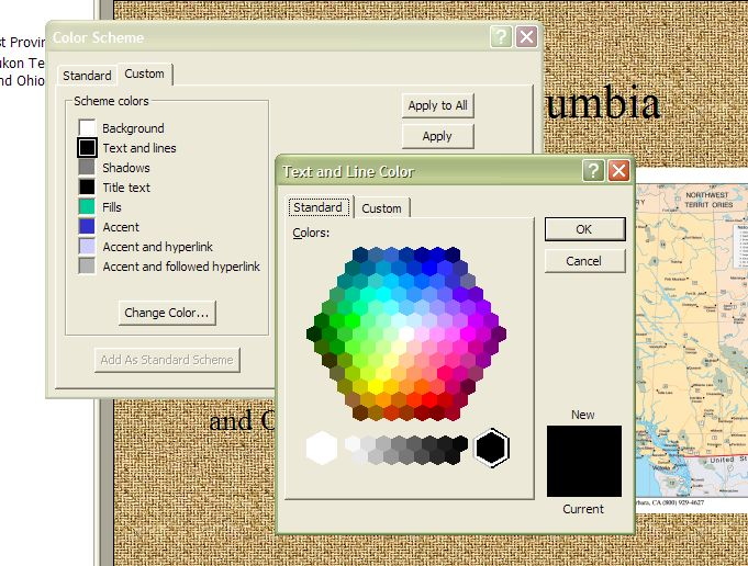 Schema de culoare